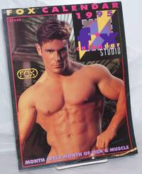 image of Fox Studio Calendar 1995: month after month of muscle