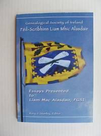 image of Féil-Scríbhinn Liam Mhic Alasdair - Essays Presented to Liam Mac Alasdair, FGSI