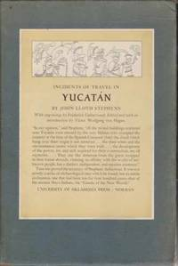 image of INCIDENTS OF TRAVEL IN YUCATAN [TWO VOLUMES SET]