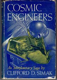image of Cosmic Engineers: An Interplanetary Novel