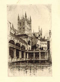 Bath Abbey and Roman Baths.