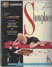 image of Photographers Showplace Magazine: July 1956 (First Edition)