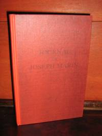 Journal Of Joseph Marin