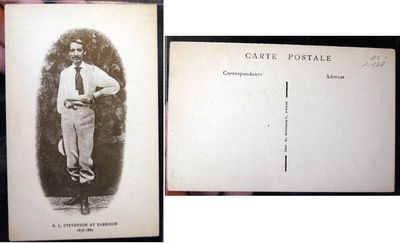 Paris, France.: H. Bouquet, 1910. Divided-back postcard, not postally used; with the imprint of H. B...