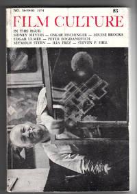 Film Culture: No[s] 58-59-60: 1974 | Sidney Meyers | Oskar Fischinger | Edgar g Ulmer interviewed by Peter… by Jonas Mekas (ed)  - Paperback  - from *bibliosophy* (SKU: SKU1011978)