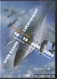 Open dagen Luchtmacht 2004 (DVD)