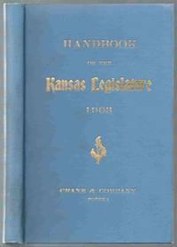 Handbook of the Kansas Legislature 1903