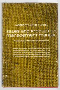 Sales and Production Management Manual