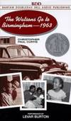 The Watsons Go to Birmingham -1963 by Christopher Paul Curtis - 1996-10-01 - from Books Express (SKU: 0553477862)