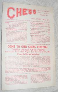 Chess: Mid-July 1964, Volume 29 No 463-64