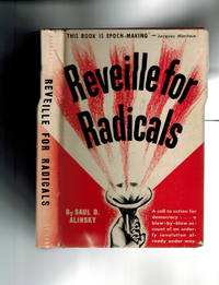 Reveille for Radicals by Alinsky, Saul - 1946