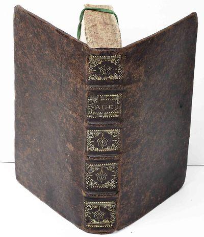 Scudéry. Madeline de (1607-1701) Mathilde Dediée a Monsieur Frere Unique du Roy. Paris: Edme Marti...