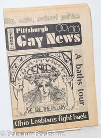 image of Pittsburgh Gay News: for the Pittsburgh area gay community; #13, Saturday, September 7, 1974: Ohio Lesbians Fight Back