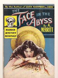 image of THE FACE IN THE ABYSS: MURDER MYSTERY MONTHLY NO. 29