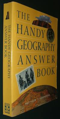 image of The Handy Geography Answer Book