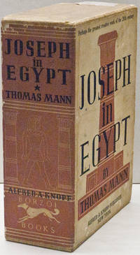 image of Joseph in Egypt (Two Volumes, Slipcase, Hardcover)