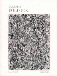 Jason Pollack. Number 19, 1948 Post-War and Contemporary Art