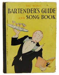 The Home Bartender's Guide and Song Book