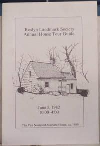 Roslyn Landmark Society Annual House Tour Guide June 5, 1982