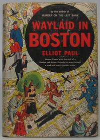 Waylaid in Boston: A Homer Evans Mystery