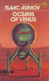 image of Oceans of Venus (Lucky Starr series / Isaac Asimov)