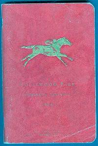 Second Annual Sale of HORSES IN TRAINING at HOLLYWOOD PARK: Monday, July 20, 1964 by Author Not Indicated - 1964