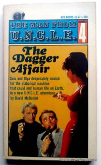 The Man From U.N.C.L.E. Number 4 The Dagger Affair