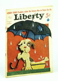 Liberty Magazine, 14 April [Apr.] 1934, Vol. 11, No. 15 -  Henry Ford Predicts What the Future Has in Store For Us