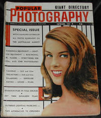image of Popular Photography. Australasian Edition. November 1957.  1958 Directory of Photo Equipment