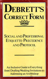 Debrett's Correct Form