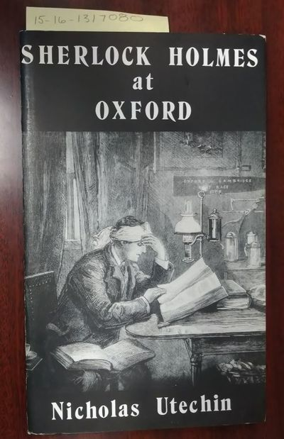 Oxford: Robert Dugdale, 1977. Saddle-stitched. Octavo; G+; Paperback; Spine, staple binding; Cover i...