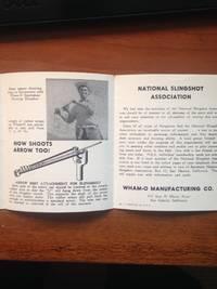 image of WHAM-O Slingshot brochure.