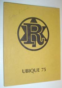 Ubique 1974-1975, Volume 8: Yearbook of Reynolds Secondary School, Victoria, British Columbia