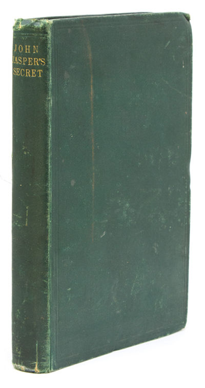 New York: Publishing Offices , 1872. First edition, volume issue. With 20 illustrations. , 252 pp. 1...
