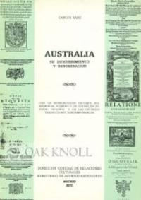 AUSTRALIA, SU DESCUBRIMIENTO Y DENOMINACION