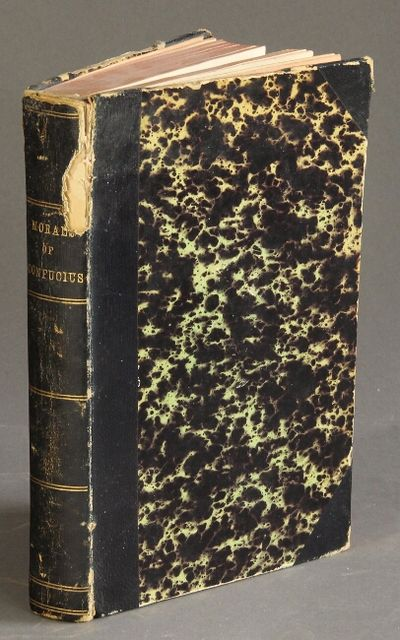 Worcester, MA: Z. Baker, , 1866. First American edition, 8vo, 2 vols in 1; pp. 163, ; 219, ; origina...