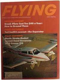 Flying Magazine. May, 1972. Vol. 90, No. 5