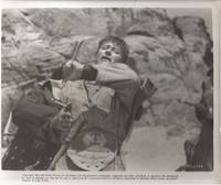 """image of Lobby Cards: """"The Conqueror"""" (Lot of 8 photo stills)"""