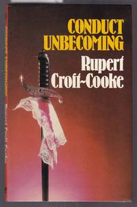 image of Conduct Unbecoming [ Large Print ]
