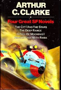 Four Great Science Fiction Novels; The City And The Stars; The Deep Range; A Fall Of Moondust;...