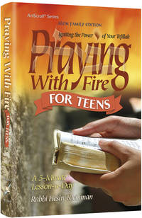 Praying With Fire Teens - Pocket Size