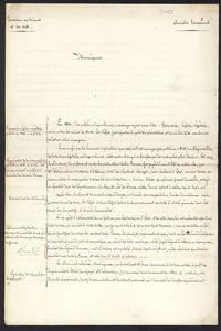 (1) Signed manuscript petition, in French, to an unnamed French official. 2) Exposé présenté au Roi le 1er décembre 1823 . . . (3) Annales européennes de physique végétale et d'économie publique. Vol. I, no. 1 (April 1821) only