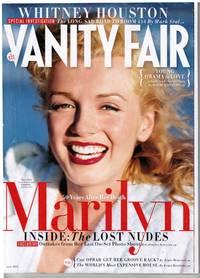 image of VANITY FAIR - MARILYN MONROE's LOST NUDES