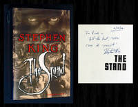 image of The Stand: Complete and Uncut (Signed, PSA-Certified)