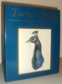 Turner's Birds - Bird Studies from Farnley Hall - SIGNED COPY