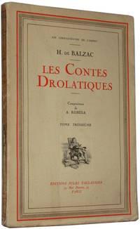 Les Contes Drolatiques. Tome Troisieme Illustrations De A. Robida