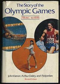 image of The Story of the Olympics 776 B.C. to 1976