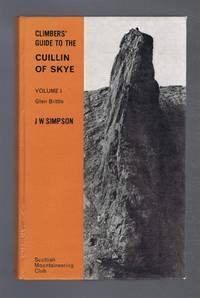 Scottish Mountaineering Club, Climbers' Guide Books: Cuillin of Skye: Vol. 1 - Glen Brittle