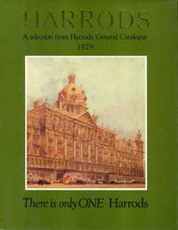 HARRODS. A Selection from Harrods General Catalogue 1929