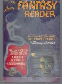 image of Avon Fantasy Reader #1 February 1947